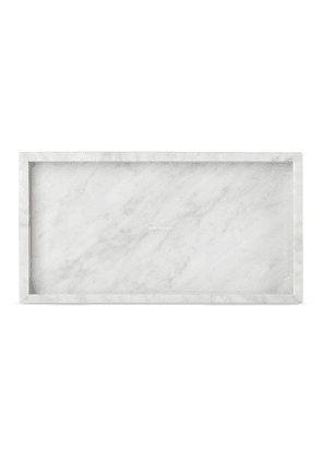 Saintwoods SSENSE Exclusive Grey Marble Catchall Tray