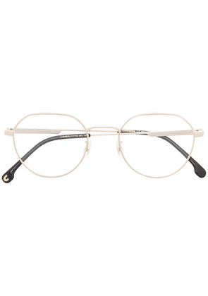 Carrera round-frame glasses - GOLD