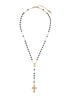 Dolce & Gabbana Tradition rosary necklace - Gold