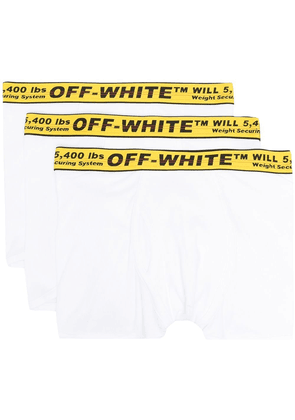Off-White Industrial-band boxer pack