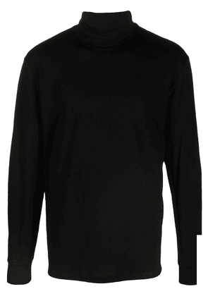 A Kind of Guise Trinity roll-neck merino jumper - Black