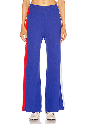 Staud Ski Pant in Navy Multi - Blue,Red. Size XS (also in L, M, S).