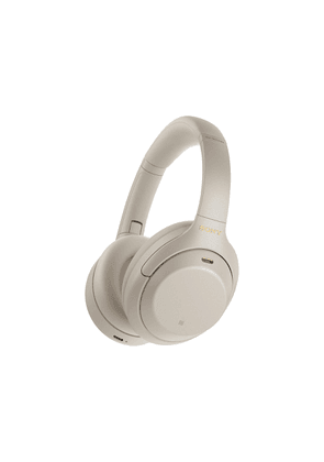 WH-1000XM4 Wireless Noise Cancelling Headphones - Silver