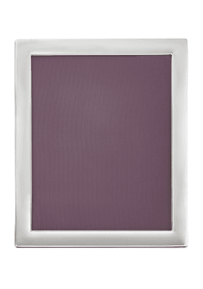 Asprey - Sterling Silver Photo Frame - Men - Silver