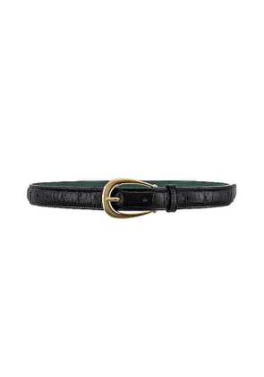 Sancia The Constance Belt in Black.