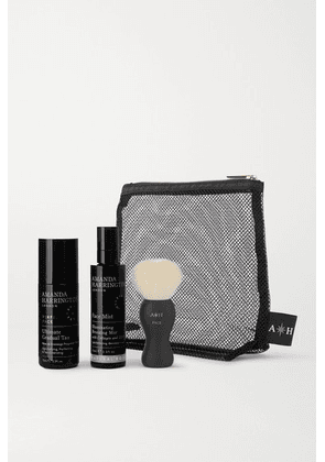 Amanda Harrington - Buff & Bronze Face Set - Natural Rose - Colorless