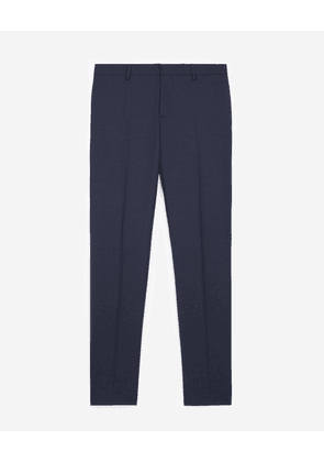 The Kooples - Navy blue wool suit trousers - MEN