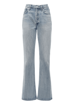 Libby Relaxed Bootcut High Rise Jeans