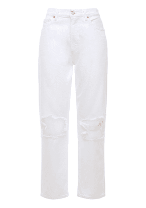 Marlee Relaxed Tapered High Rise Jeans