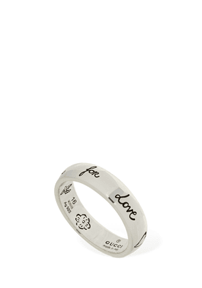 'blind For Love' Band Ring