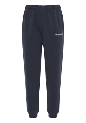 Haute Couture Logo Mollleton Sweatpants
