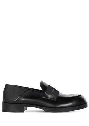 Slip-on Leather Loafers
