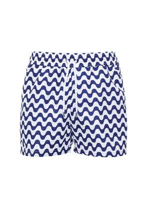 Copacabana Print Tech Swim Shorts