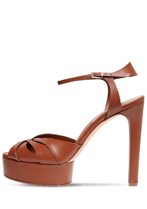 120mm Florence Leather Sandals