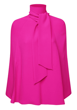Silk Cady Couture Top