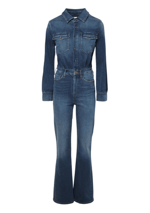 Le Jane Denim Jumpsuit