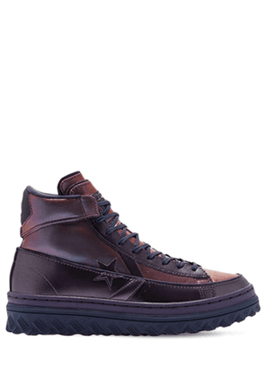 Pro Leather Hacked Sneakers