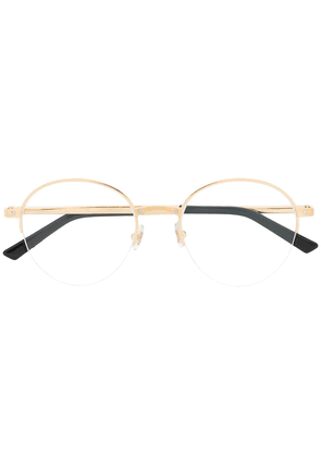 Cartier Eyewear Santos de Cartier glasses - GOLD