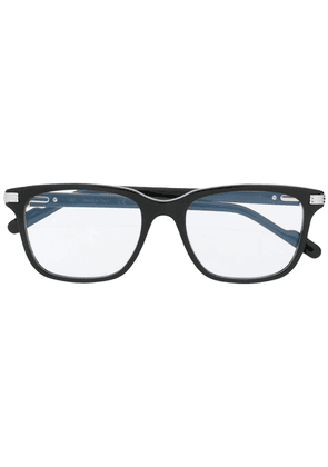 Cartier Eyewear C Décor glasses - Black