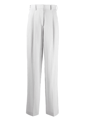 Stella McCartney tailored high-waisted trousers - Grey