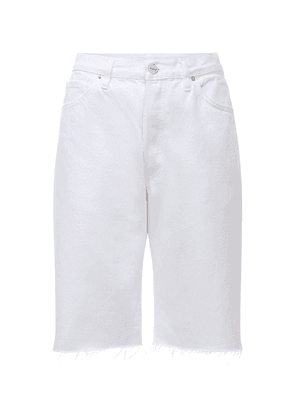 Le Slouch Bermuda Denim Shorts