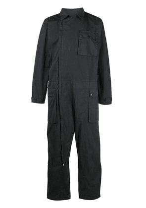 Henrik Vibskov pocket front boiler suit - Black