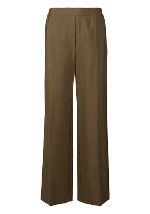 Acne Studios wide-leg trousers - Brown
