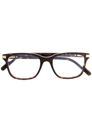 Cartier Eyewear C Décor glasses - Brown