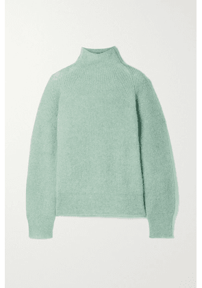 By Malene Birger - Cantha Knitted Turtleneck Sweater - Mint