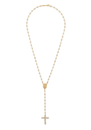Dolce & Gabbana rosary necklace - GOLD