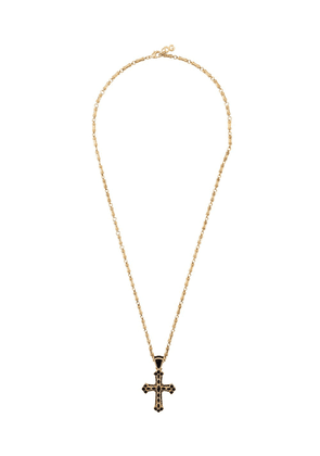 Dolce & Gabbana cross necklace - Gold