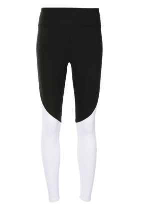 ALALA Wavy texture leggings - Black
