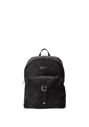 Gucci Off The Grid monogram backpack - Black