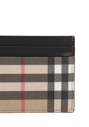 Sandon Tech Coated Check Card Holder