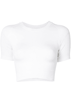 ALALA Barre seamless T-shirt - White