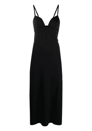 Eres Silhouette long underdress - Black