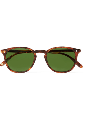 GARRETT LEIGHT CALIFORNIA OPTICAL - Kinney D-Frame Acetate Sunglasses - Men - Tortoiseshell