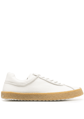 Camper Bark leather sneakers - White