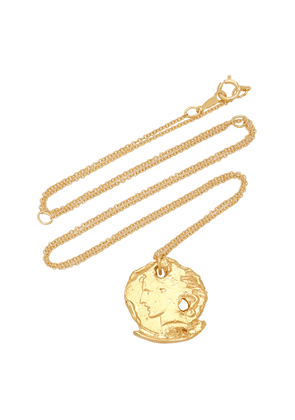 Alighieri - Women's The Forgotten Memory 24k Gold-Plated Necklace - Gold - Moda Operandi - Gifts For Her