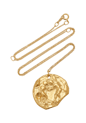 Alighieri - Women's The Kindred Souls 24k Gold-Plated Choker Necklace  - Gold - Moda Operandi - Gifts For Her