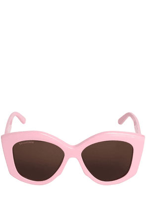 0126s Power Oversize Cat-eye Sunglasses