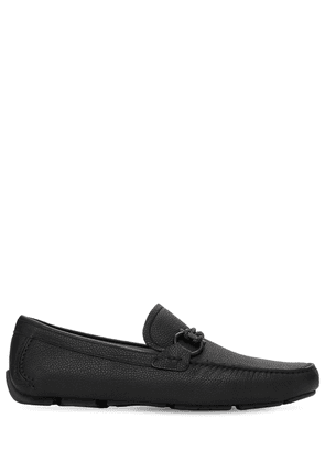 Front 4 Leather Loafers