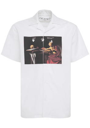Caravaggio Cotton Short Sleeve Shirt