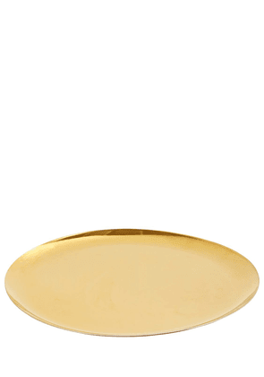 Gold Stainless Steel Serving Tray Xl