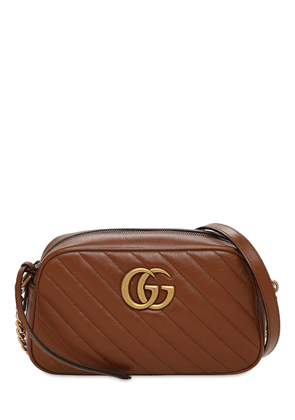Small Gg Marmont 2.0 Camera Bag