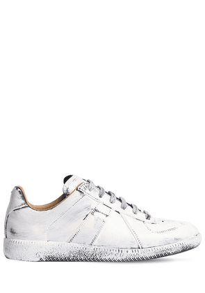 20mm Replica Vintage Leather Sneakers