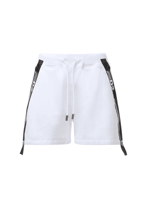 D2 Line Loose Cotton Jersey Shorts