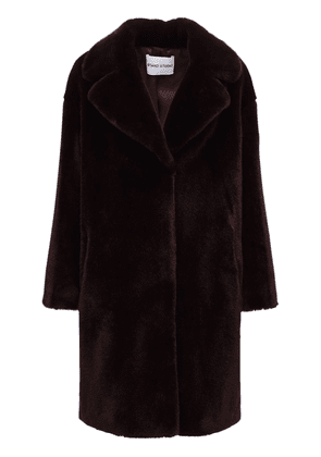 Camille Faux Fur Coat