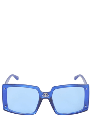 0081s Shield Square Sunglasses