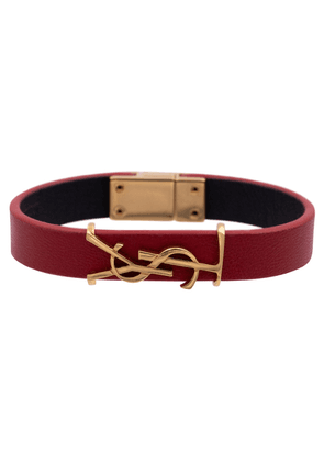 Opyum leather bracelet